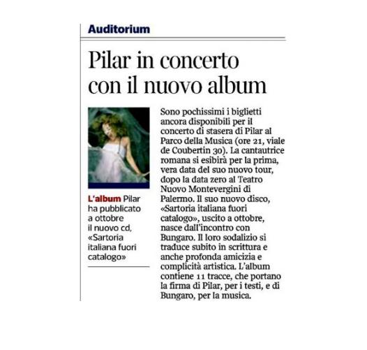 Corriere della Sera | 2011