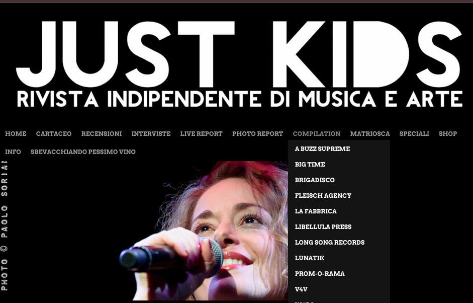 Just Kids | 10 novembre 2015