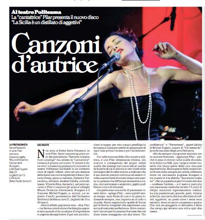 La Repubblica > Palermo | 17 dicembre 2015