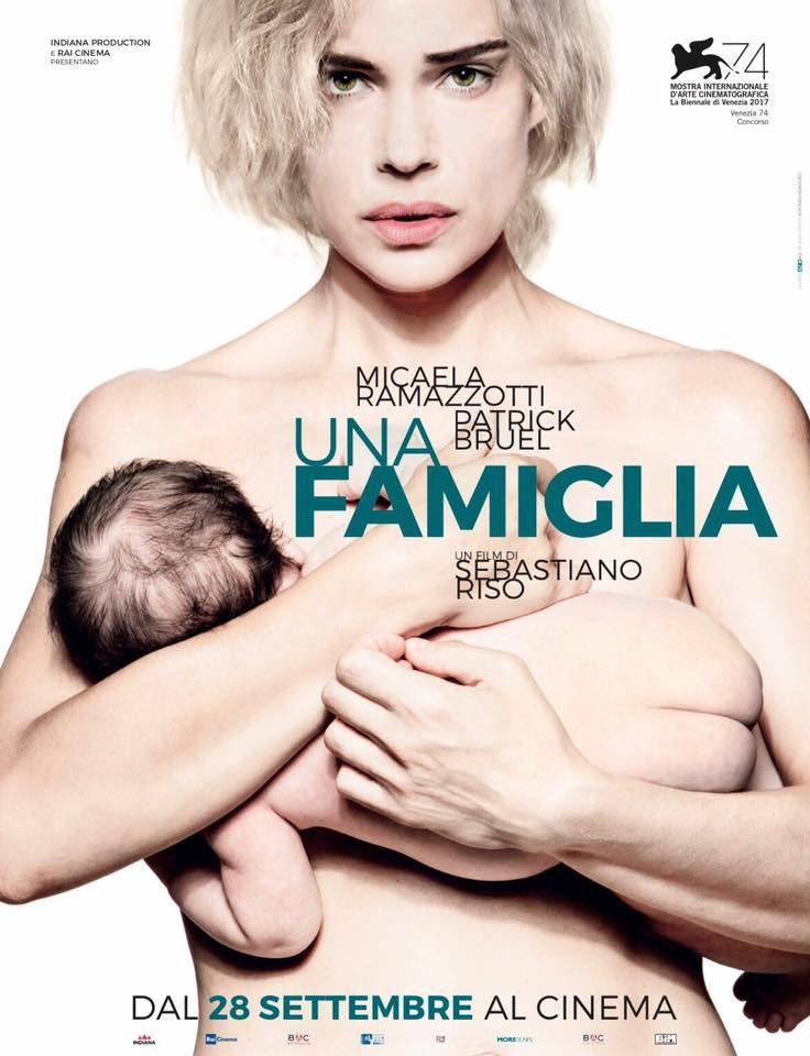 """PILAR nella colonna sonora di """"Una famiglia"""" di Sebastiano Riso"""
